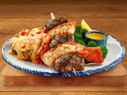 red lobster lobsterfest fest new menu items chain surf and turf chips