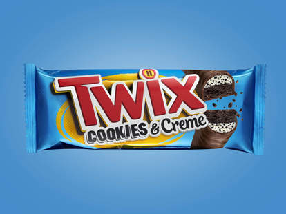 twix cookies and cream nationwide candy bar mars inc sneakers custom left right