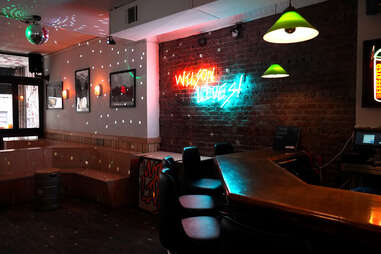 wilson lives! bar