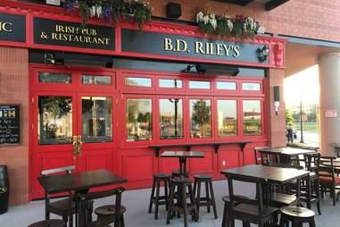 B. D. Riley's Irish Pub - Downtown
