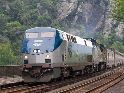 Amtrak Flash Sale January 2020