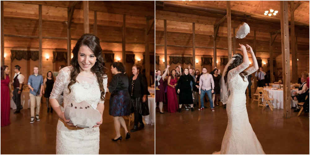 Bride Throws 'Cat' Instead Of Flowers To See Who Will Be Next To Adopt One
