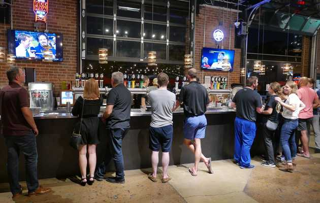 The Very Best Sports Bars in Nashville