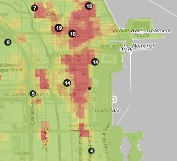 Trulia Crime Maps - Money - Thrillist Chicago