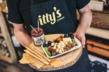 Itty's Cheese in Los Angeles