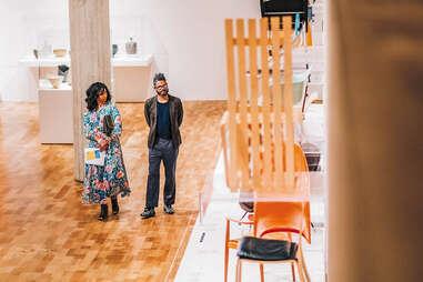Milwaukee Art Museum in Wisconsin
