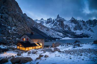 Bariloche, Argentina in Patagonia's Lakes Region