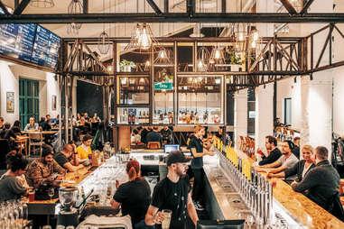 Põhjala Brewery in Tallinn, Estonia