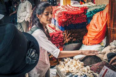 Spice souk on Dubai Souks and Creekside Food Walk