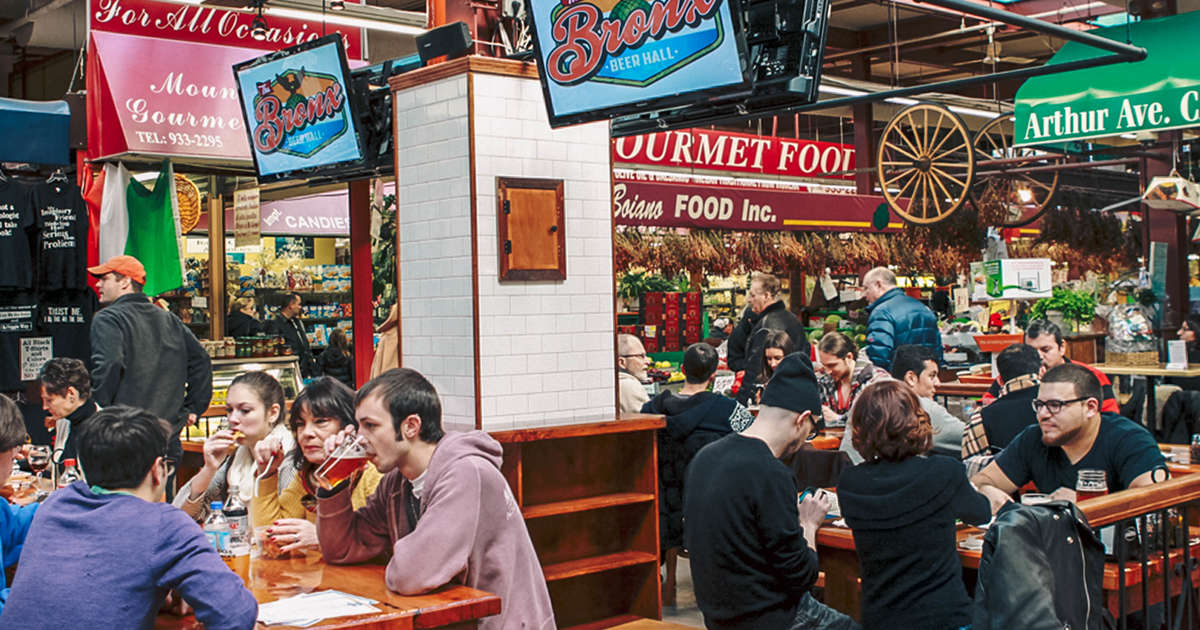 Look to the Bronx for the Little Italy Tourists Don't Know About