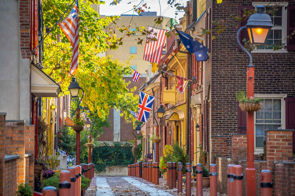 The Best Neighborhoods in Philadelphia to Spend a Weekend