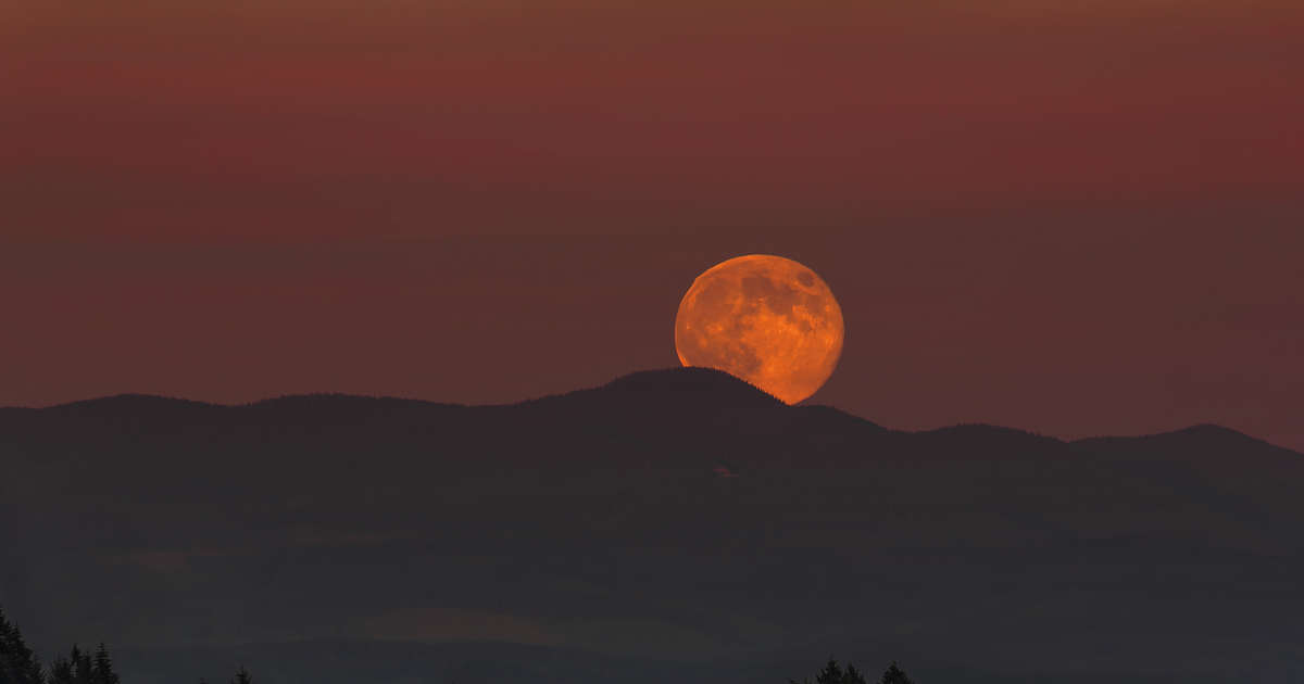 The First Supermoon of 2020 Arrives Sunday Night. Here's How to See It.
