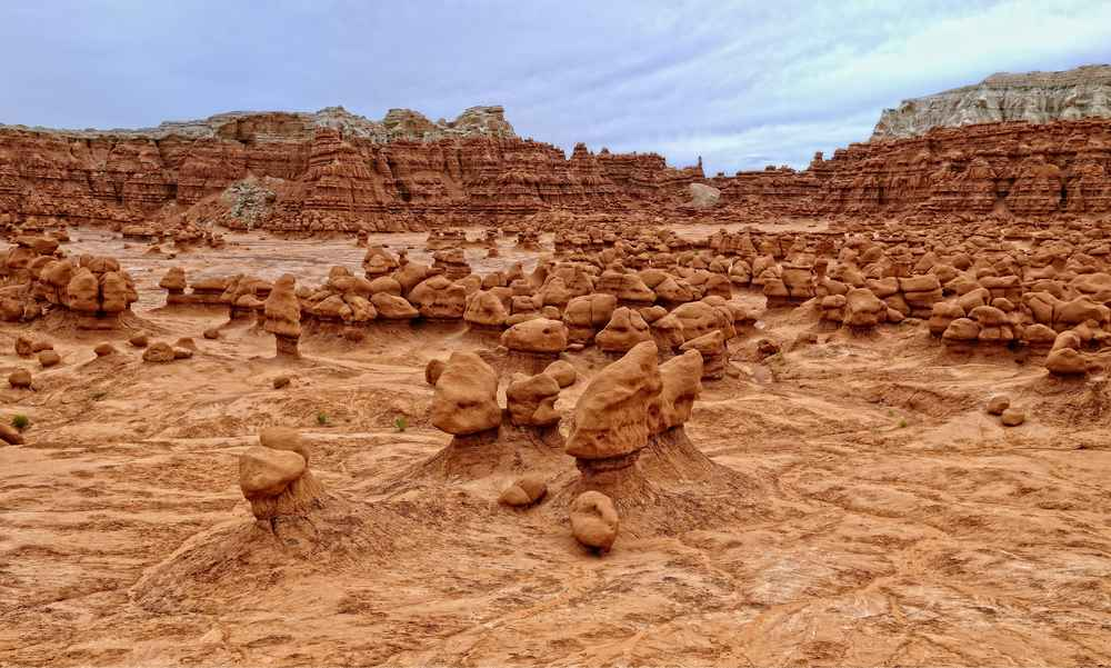 Goblin Valley Is the Trippy, Surreal State Park You've Been Missing