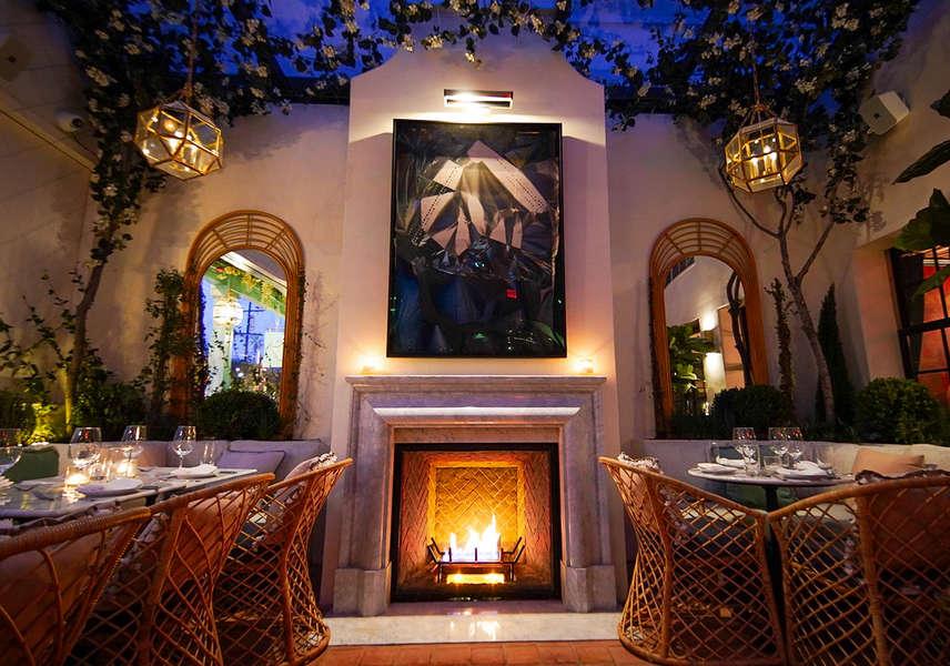 Most Restaurants In Los