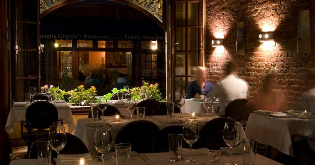 Most Romantic Restaurants In Boston For A Perfect Date Night Thrillist