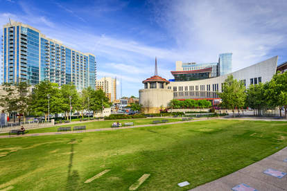 Music City Walk of Fame Park