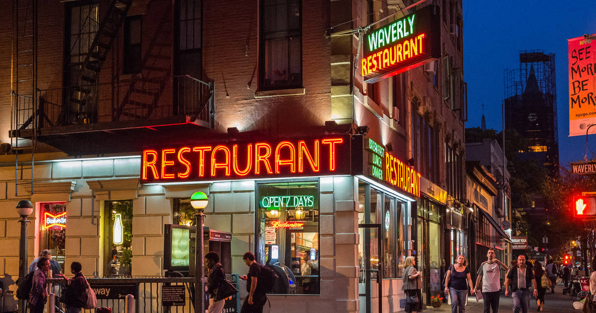 Nyc Nightlife What To Do In New York City At Night Thrillist