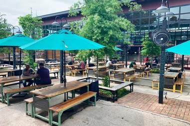 Heights Bier Garten