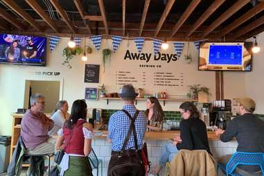 Away Days Brewing Co