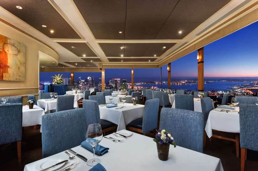Most Restaurants In San Go
