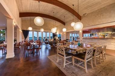Tidal restaurant