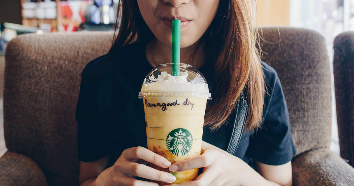 Starbucks Is Giving Out Free Drinks on Thursday & Nearly Everything Is Up For Grabs