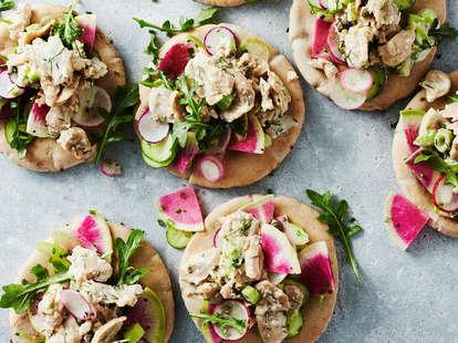 good catch plant based tuna plant-based general mills fish vegan vegetarian