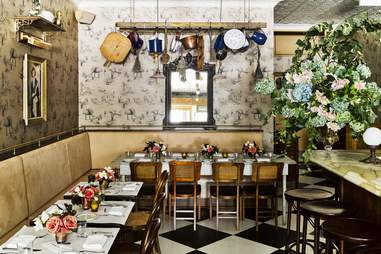 Most Restaurants In San
