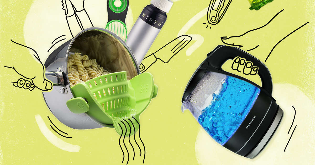 20 Surprisingly Useful Kitchen Gadgets Under $20