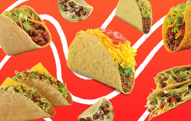 7 Fast Food Tacos, Ranked From Soggy to Crunchy Excellence