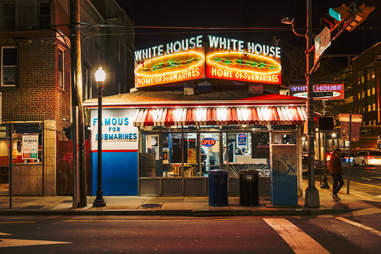 White House Sub Shop