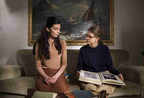 my brilliant friend the story of a new name