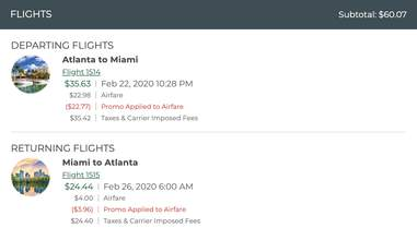 Presidents Day flight sale frontier airlines