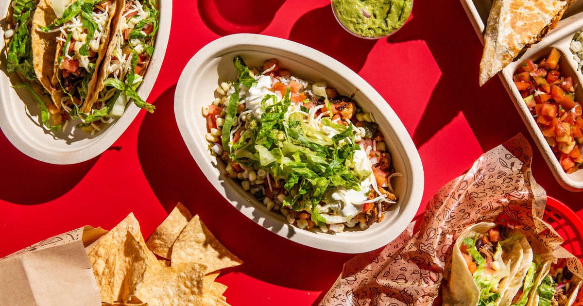 This Chipotle Deal Gets You a Free Burrito on Friday