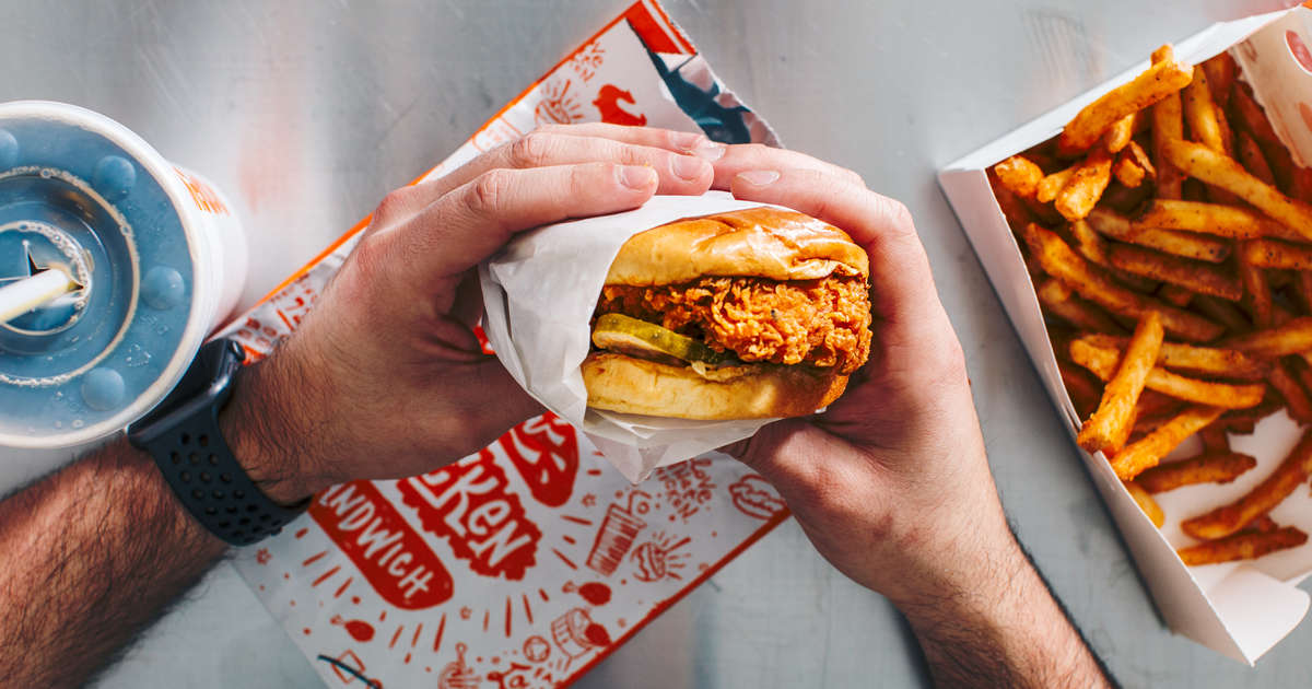 This Leap Year Deal Gets You a Free Popeyes Chicken Sandwich on February 29