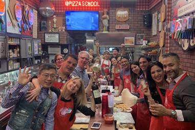 pizza school nyc class