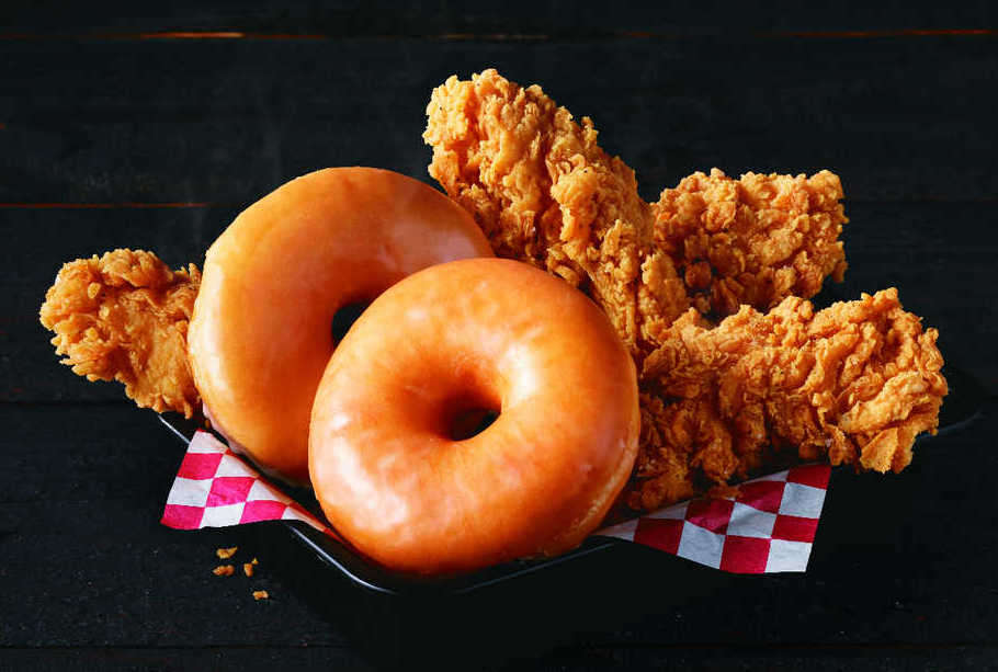 KFC Is Unleashing New Fried Chicken & Donuts Nationwide