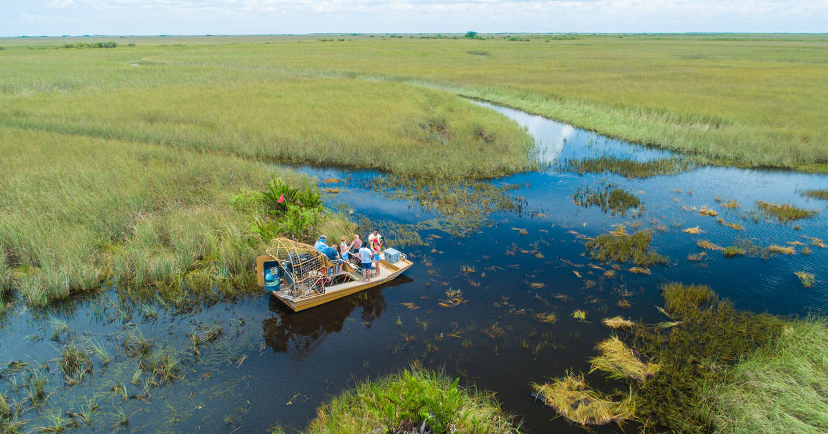 The Most Adventurous Things to Do in Florida's Beautiful Everglades National Park