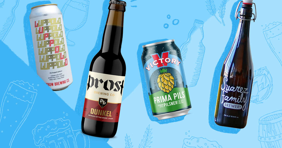 American Craft Lager Revolution: 10 Beers Refreshing the Industry
