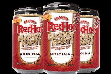 frank's redhot canned cocktails cocktail bloody mary spicy hot sauce