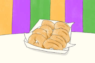 mardi gras fat tuesday Fastnacht