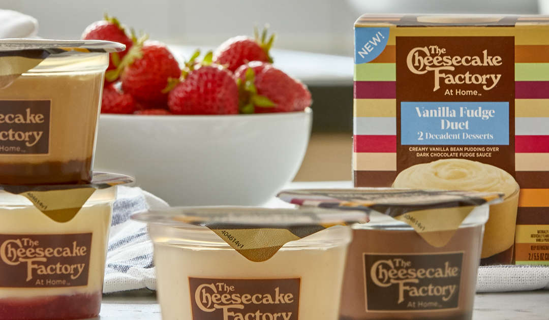 The Cheesecake Factory Is Unleashing All-New Dessert Kits