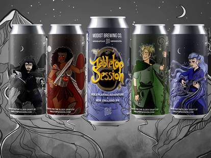 dungeons and dragons beer
