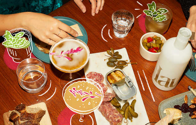 Aperitif Culture's Bright, Botanical-Based Newcomers Are the Future of Drinking