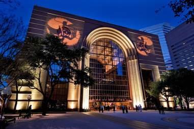 Wortham Theatre Center