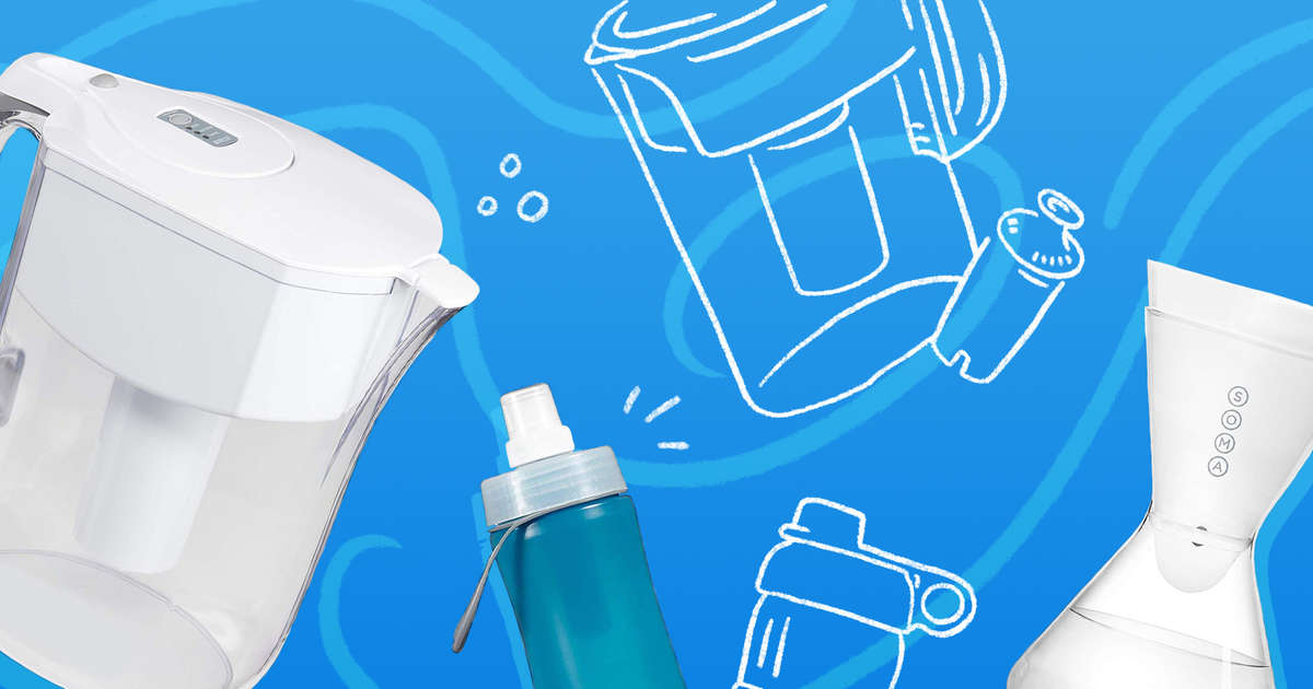 7 Great Water Purifiers That'll Keep You Sipping Safely