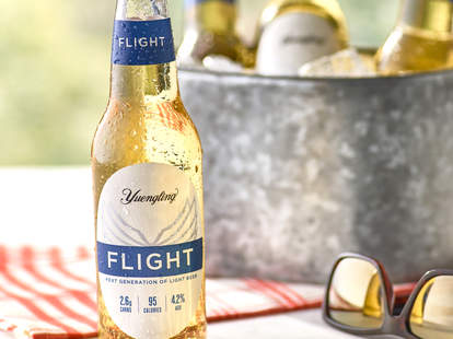 Yuengling flight