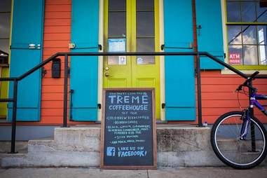 Treme Coffeehouse