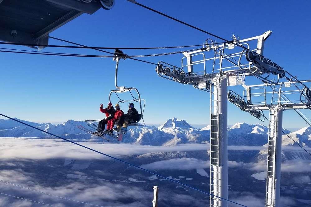 British Columbia Ski Resorts Revelstoke Red Mountain Resort More Thrillist