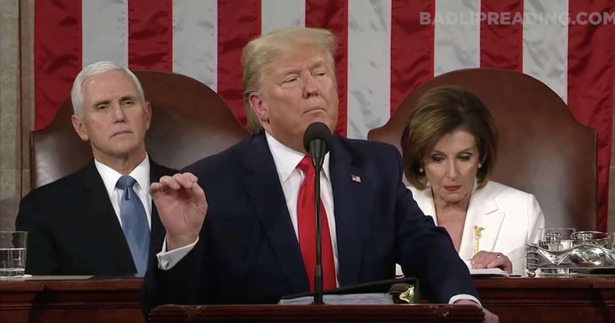 Bad Lip Reading Did the State of the Union & It's Hilariously Weird